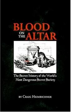 Blood on the Altar ; « Du sang sur l'Autel » Par Craig Heimbichner