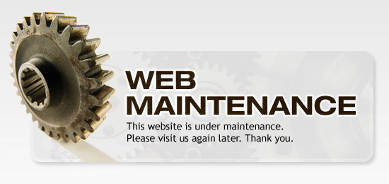 Domain Currently Under Maintenance